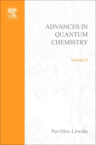 Advances in Quantum Chemistry - 1st Edition - ISBN: 9780120348060, 9780080582313