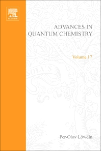 Advances in Quantum Chemistry - 1st Edition - ISBN: 9780120348176, 9780080582429