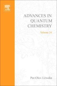 Advances in Quantum Chemistry - 1st Edition - ISBN: 9780120348244, 9780080582498