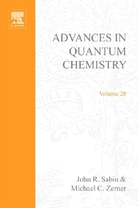 Advances in Quantum Chemistry - 1st Edition - ISBN: 9780120348282, 9780080582535