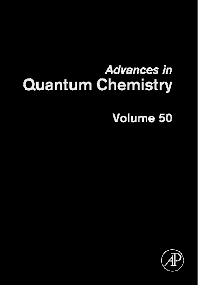 Advances in Quantum Chemistry - 1st Edition - ISBN: 9780120348503, 9780080461717