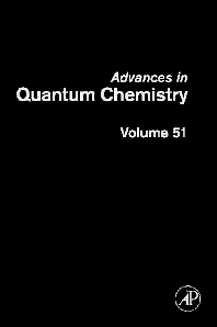 Advances in Quantum Chemistry - 1st Edition - ISBN: 9780120348510, 9780080467399