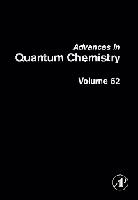 Advances in Quantum Chemistry, 1st Edition,John Sabin,ISBN9780120348527