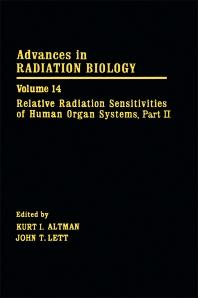 Advances in Radiation Biology V14 - 1st Edition - ISBN: 9780120354146, 9780323155465
