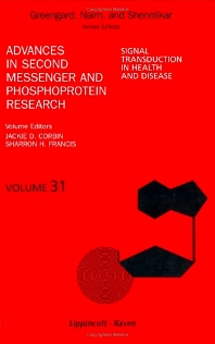 Signal Transduction in Health and Disease - 1st Edition - ISBN: 9780120361311