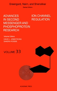 Ion Channel Regulation - 1st Edition - ISBN: 9780120361335, 9780080526454