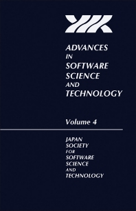 Advances in Software Science and Technology - 1st Edition - ISBN: 9780120371044, 9781483215723