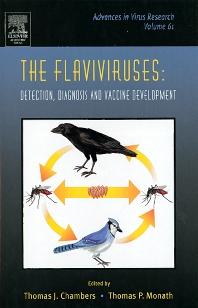 Cover image for The Flaviviruses: Detection, Diagnosis and Vaccine Development