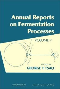 Cover image for Annual Reports on Fermentation Processes