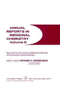 Annual Reports in Medicinal Chemistry - 1st Edition - ISBN: 9780120405091, 9780080583532