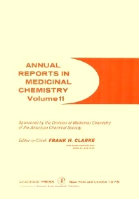 Annual Reports in Medicinal Chemistry - 1st Edition - ISBN: 9780120405114, 9780080583556
