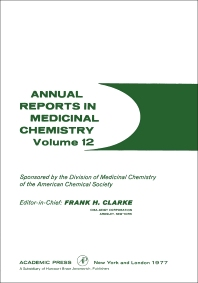 Annual Reports in Medicinal Chemistry - 1st Edition - ISBN: 9780120405121, 9780080583563