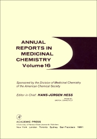 Annual Reports in Medicinal Chemistry - 1st Edition - ISBN: 9780120405169, 9780080583600
