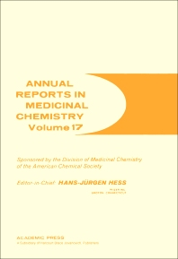 Annual Reports in Medicinal Chemistry - 1st Edition - ISBN: 9780120405176, 9780080583617