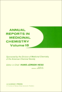 Annual Reports in Medicinal Chemistry - 1st Edition - ISBN: 9780120405183, 9780080583624