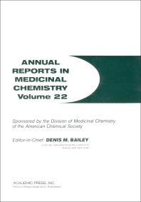 Annual Reports in Medicinal Chemistry - 1st Edition - ISBN: 9780120405220, 9780080583662