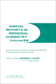 Annual Reports in Medicinal Chemistry - 1st Edition - ISBN: 9780120405244, 9780080583686