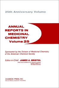 Annual Reports in Medicinal Chemistry - 1st Edition - ISBN: 9780120405251, 9780080583693