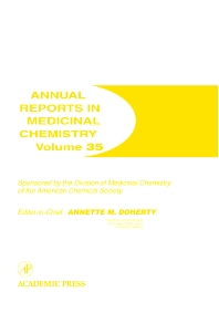 Annual Reports in Medicinal Chemistry - 1st Edition - ISBN: 9780120405350, 9780080916217