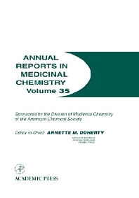 Annual Reports in Medicinal Chemistry, 1st Edition,Annette Doherty,ISBN9780120405367