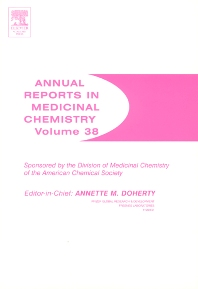 Annual Reports in Medicinal Chemistry - 1st Edition - ISBN: 9780120405381, 9780080499161