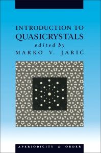 Introduction to Quasicrystals - 1st Edition - ISBN: 9780120406012, 9780323140645