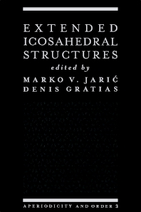 Extended Icosahedral Structures - 1st Edition - ISBN: 9780120406036, 9780323162302