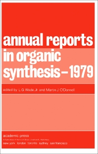 Annual Reports in Organic Synthesis — 1979 - 1st Edition - ISBN: 9780120408108, 9781483104089