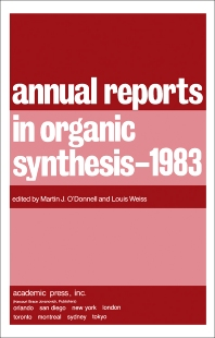 Annual Reports in Organic Synthesis–1983 - 1st Edition - ISBN: 9780120408146, 9781483141169