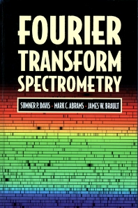 Cover image for Fourier Transform Spectrometry