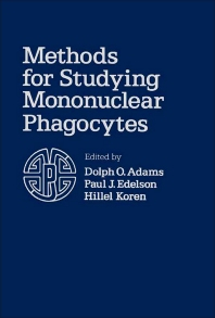 Methods for Studying Mononuclear Phagocytes - 1st Edition - ISBN: 9780120442201, 9780323140690
