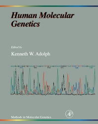 Cover image for Human Molecular Genetics