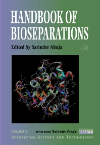 Handbook of Bioseparations - 1st Edition - ISBN: 9780120455409, 9780080507798