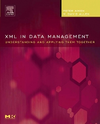 Cover image for XML in Data Management