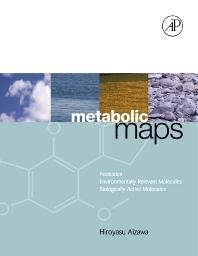 Metabolic Maps, 1st Edition,Hiroyasu Aizawa,ISBN9780120456055