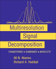 Cover image for Multiresolution Signal Decomposition