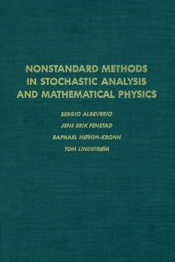 Cover image for Nonstandard Methods in Stochastic Analysis and Mathematical Physics