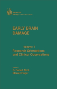 Early Brain Damage V1 - 1st Edition - ISBN: 9780120529018, 9780323152716