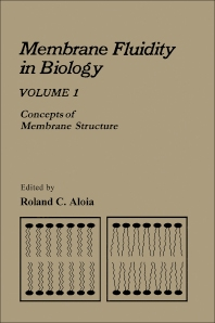 Cover image for Concepts of Membrane Structure