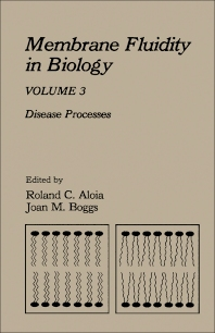 Membrane Fluidity in Biology - 1st Edition - ISBN: 9780120530038, 9781483266497