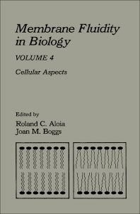 Membrane Fluidity in Biology - 1st Edition - ISBN: 9780120530045, 9781483265537