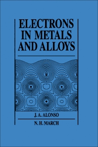 Electrons In Metals And Alloys - 1st Edition - ISBN: 9780120536207, 9780080984490