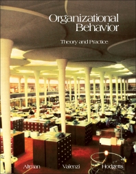 Organizational Behavior - 1st Edition - ISBN: 9780120547500, 9781483215945