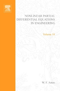 Nonlinear Partial Differential Equations in Engineering - 1st Edition - ISBN: 9780120567560, 9780080955247