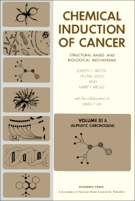 Aliphatic Carcinogens - 1st Edition - ISBN: 9780120593033, 9781483263724