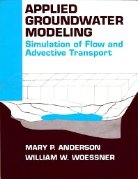 Applied Groundwater Modeling, 1st Edition,Mary Anderson,William Woessner,ISBN9780120594856