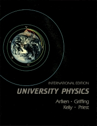 Cover image for International Edition University Physics