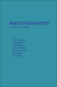 Photochemistry - 1st Edition - ISBN: 9780120633500, 9781483216126