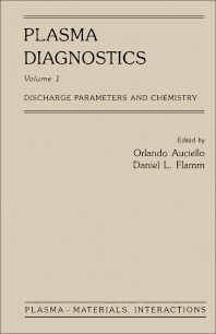 Plasma Diagnostics - 1st Edition - ISBN: 9780120676354, 9781483216249