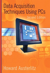 Cover image for Data Acquisition Techniques Using PCs